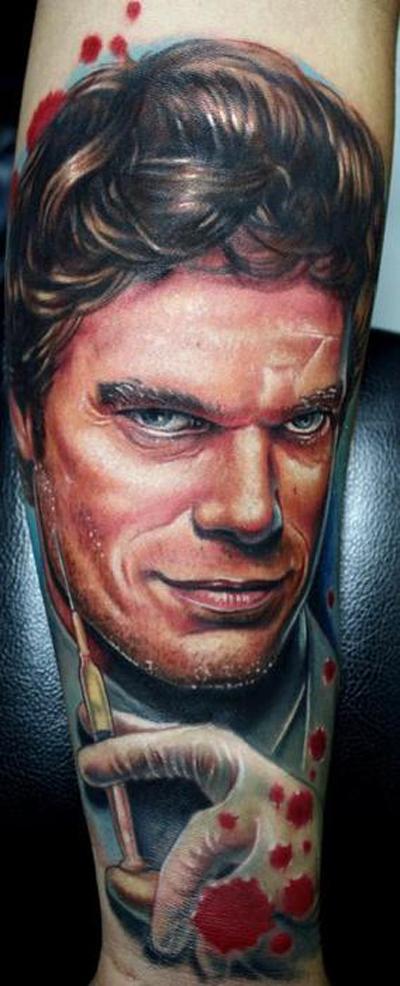 Dexter Tattoo