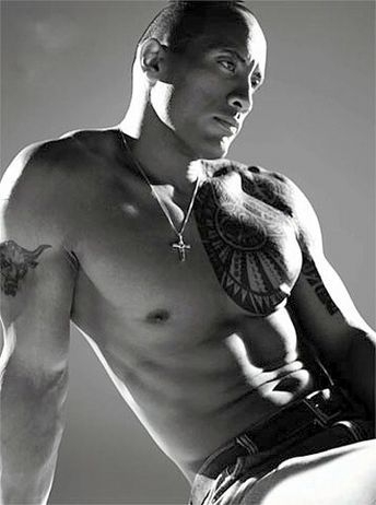 Dwayne Johnson Tattoos
