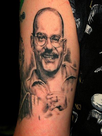 Tobias Funke Tattoo