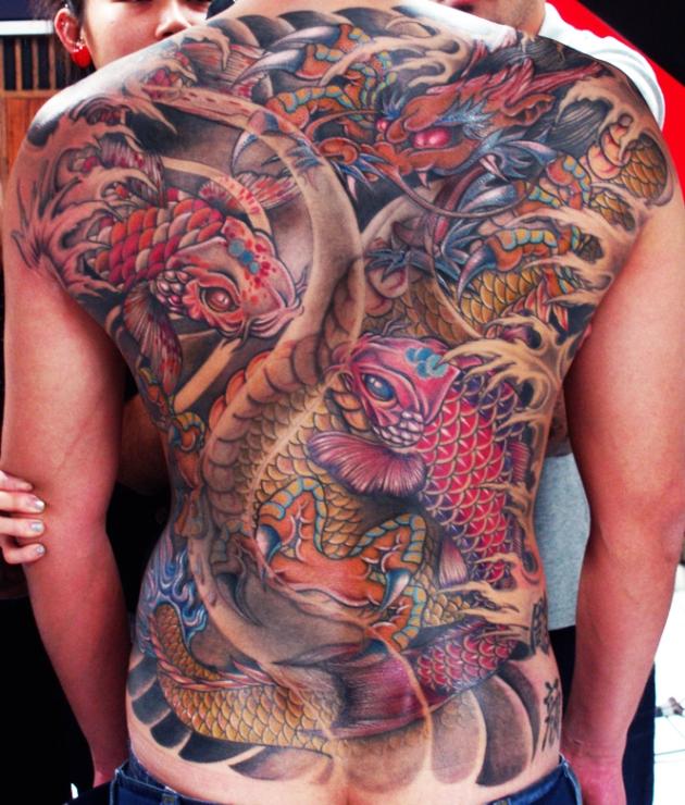 Jess Yen Back Piece