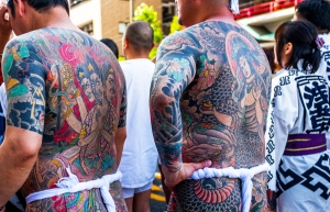 Tattoos in Japan